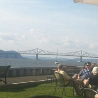 Photo taken at Red Hat on the River by Louisa V. on 6/16/2012