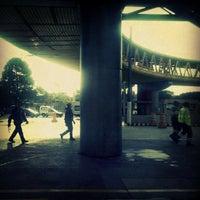 Photo taken at Terminal Parque Dom Pedro II by Vinicius G. on 7/11/2012