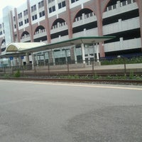 Photo taken at Oakville GO Station by Jessica P. on 7/26/2012
