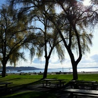 Photo prise au Golden Gardens Park par Seth K. le3/23/2012