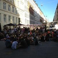 Photo taken at Jægersborggade by Lars G. on 8/11/2012
