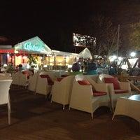 รูปภาพถ่ายที่ Cafe de mola โดย Zeynep D. เมื่อ 9/12/2012