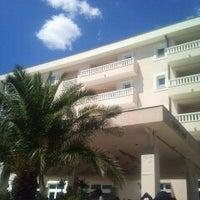 Photo taken at Tamaris aparthotel by Slobodan D. on 7/27/2012