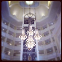 Photo taken at Tokyo Disneyland Hotel by kanistter s. on 7/27/2012