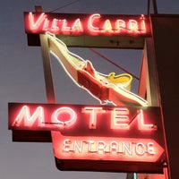 Photo taken at Villa Capri Hotel Coronado by Josh R. on 7/31/2012