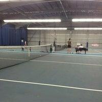 Снимок сделан в University of Warwick Tennis Centre пользователем Tamas S. 2/29/2012