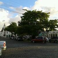 Photo taken at Igreja da Varzea by Carlos Eduardo A. on 7/21/2012