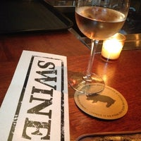Photo taken at Swine by Leigh F. on 8/24/2012
