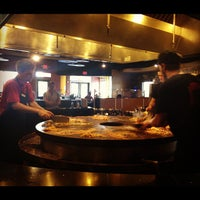 Photo taken at HuHot Mongolian Grill by Zoheb H. on 8/5/2012