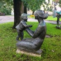 Снимок сделан в Государственный музей городской скульптуры пользователем Julia E. 8/27/2012
