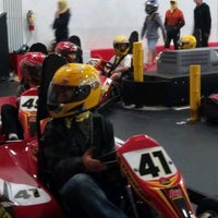 Photo taken at K1 Speed Santa Clara by Chris B. on 2/20/2012