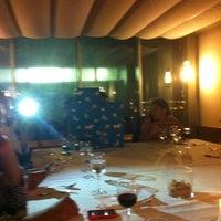 Photo taken at Altamar Restaurant - 17th Floor Gran Hotel by JULIAN G. on 7/28/2012