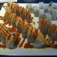Photo taken at Banbu Sushi Bar & Grill by Gerardo R. on 5/8/2012