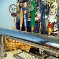 Photo taken at Grey Goose Martini Lounge by Eric on 5/5/2012