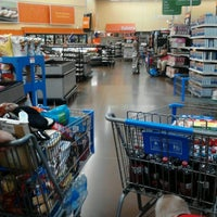 Photo taken at Walmart Supercenter by bethie b. on 6/24/2012