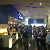 Photo taken at Cinépolis Multiplaza by Hero M. on 7/14/2012