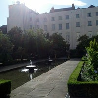 Photo taken at Merrion Hotel by Jeremy H. on 6/28/2012