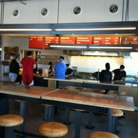 Photo taken at Chipotle Mexican Grill by Matthew B. on 4/2/2012