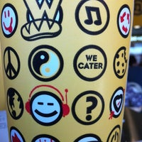 Photo taken at Which Wich? Superior Sandwiches by Sean D. on 3/10/2012