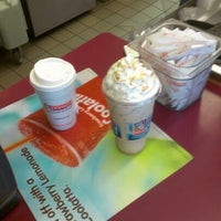 Photo taken at Dunkin' Donuts by Kyshon M. on 7/9/2012