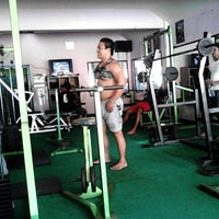 Photo taken at kandangan gym and fitness center by Arif Rokhman H. on 9/8/2012