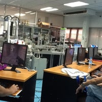 Photo taken at Mechatronics @ Kmutnb by Thearrath S. on 6/28/2012