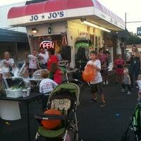 Photo taken at JoJo's Ice Cream by Nicole J. on 9/6/2012