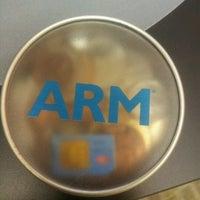 Photo taken at ARM by Puñēēt G. on 6/8/2012