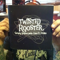 Photo taken at Twisted Rooster by J M. on 7/1/2012