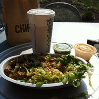 Photo taken at Chipotle Mexican Grill by Gina M. on 3/19/2012