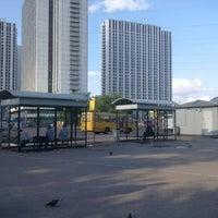 Снимок сделан в Автостанция «Партизанская» пользователем );,,;( C. 7/16/2012