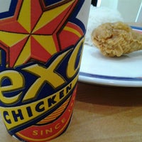 Photo taken at Texas Chicken by MaenBola® G. on 5/7/2012