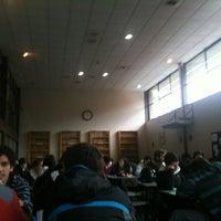 Photo taken at Biblioteca UTFSM by Tomás G. on 8/16/2012