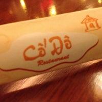 Photo taken at Co Do Restaurant by Joseph J. on 3/19/2012