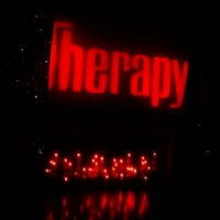 Photo taken at Therapy NYC by HyungJoon M. on 8/1/2012