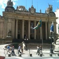 Photo taken at Palácio Tiradentes by Alex L. on 3/20/2012