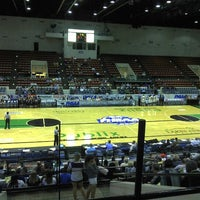 Photo taken at The Lakeland Center by Gamal on 2/25/2012