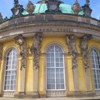 Photo taken at Schloss Sanssouci by ViN Jolie on 7/28/2012