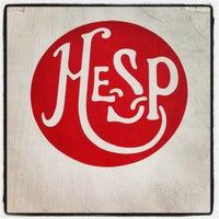 Photo taken at Café Restaurant Hesp by Geralda W. on 6/14/2012