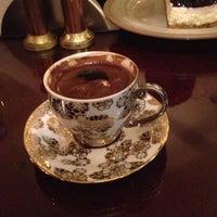 Photo taken at Aroma Café by Ibrahim A. on 5/10/2012