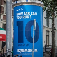 Photo taken at runmokum #10 by Nike Running NL on 7/16/2012