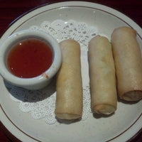 Photo taken at Taste of Thai by Kendra E. on 6/27/2012