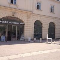 Das Foto wurde bei AzW - Architekturzentrum Wien von A K. am 5/2/2012 aufgenommen