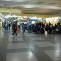 Photo taken at Terminal de Buses María Teresa by Raul G. on 7/29/2012