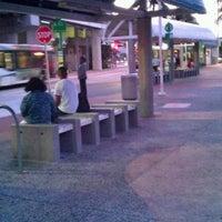 Photo taken at Omni Bus Station by Robert H. on 3/12/2012