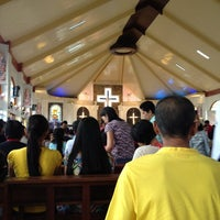 Photo taken at Divine Mercy Chaplaincy by Rossan M. on 2/19/2012