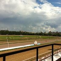 Снимок сделан в Центральный московский ипподром пользователем Георгий Г. 7/21/2012