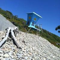 Photo taken at El Capitan State Beach by Keri C. on 4/28/2012