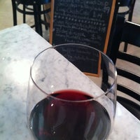 Photo taken at Wine Depot & Bistro 555 by JeanMarc D. on 2/29/2012
