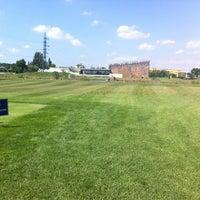 Photo taken at Golf Hostivař by Fabian Michael M. on 8/1/2012